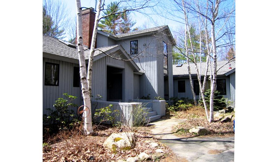 Ferber House by John Milnes Baker, AIA