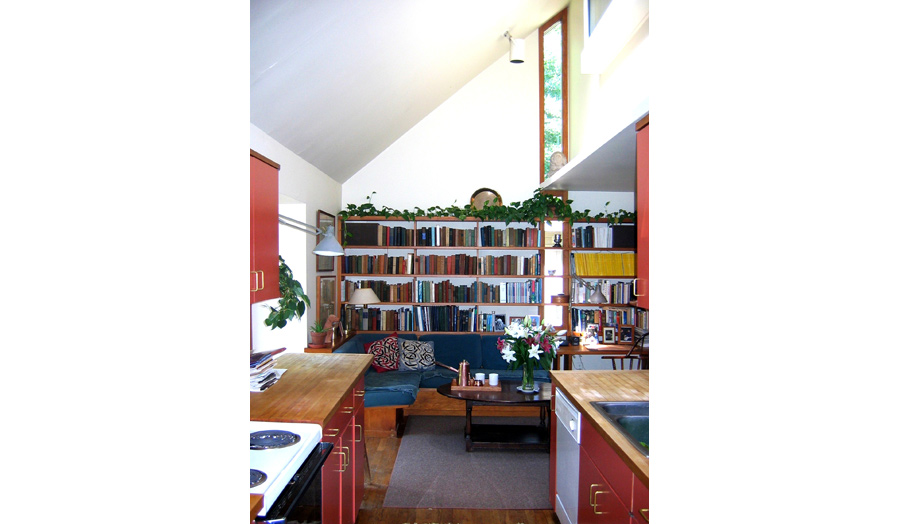 Residential Design - Remodeling, Alterations, Additions, and Historic Preservation by JOHN MILNES BAKER. AIA