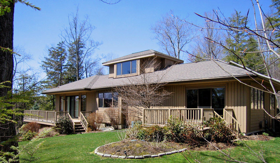 John Milnes Baker New England architect